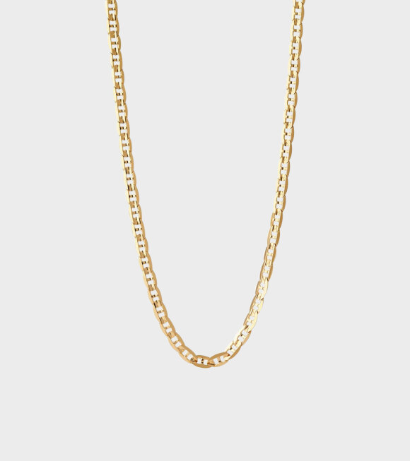 Maria Black - Carlo Necklace 50 Gold