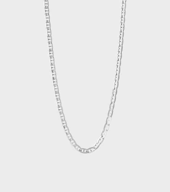 Maria Black - Carlo Necklace 50 Silver