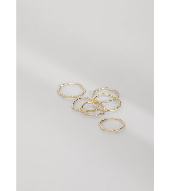 Trine Tuxen - Bea Ring Gold
