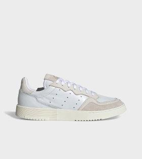 Adidas  - Supercourt White
