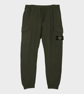 Stone Island Jogging Pants Green - dr. Adams