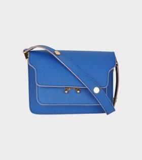 Mini Trunk Bag Blue/Pink