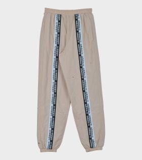 Adidas  - Track Pants Beige