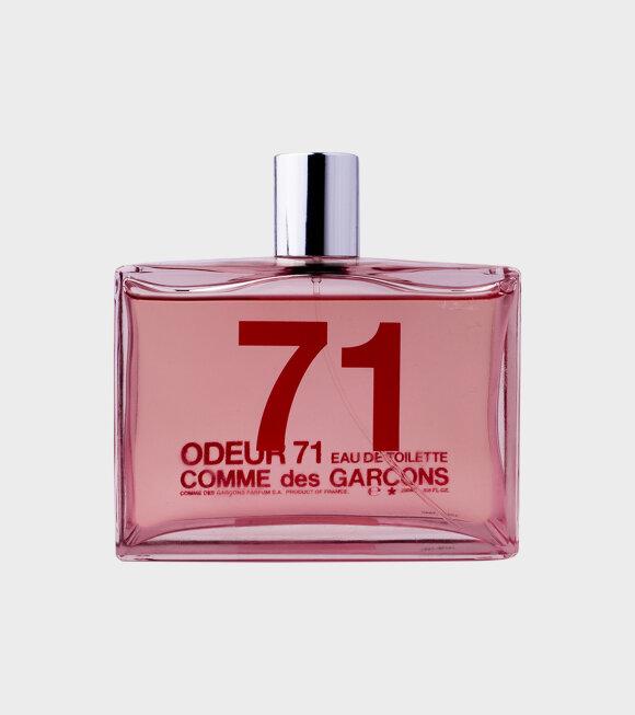 Comme des Garcons Parfums - Odeur 71 Parfume 200 ml