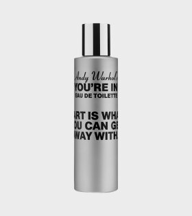 Andy Warhol's YOU'RE IN 100ml