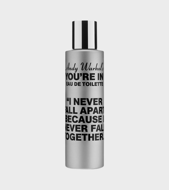 Comme des Garcons Parfums - Andy Warhol's YOU'RE IN 100 ml