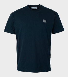 Stone Island - Basic T-shirt Navy