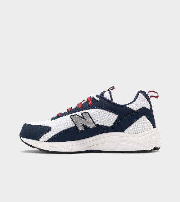 New Balance - ML615NNR Blue/Red