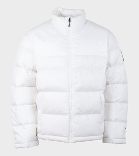 Nuptse Jacket White