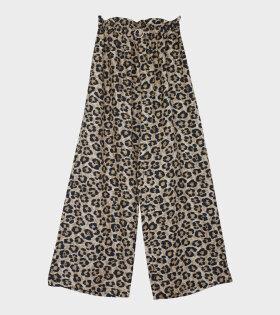 Libra Wide Leg Trousers Leo