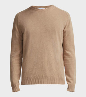 NN07 Edward Knitwear Brown - dr. Adams
