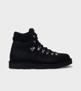 Diemme Roccia Vet Nubuck Boots Black - dr. Adams