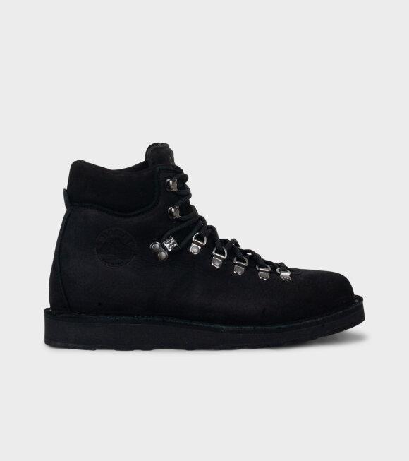 Diemme - Roccia Vet Nubuck Boots Black