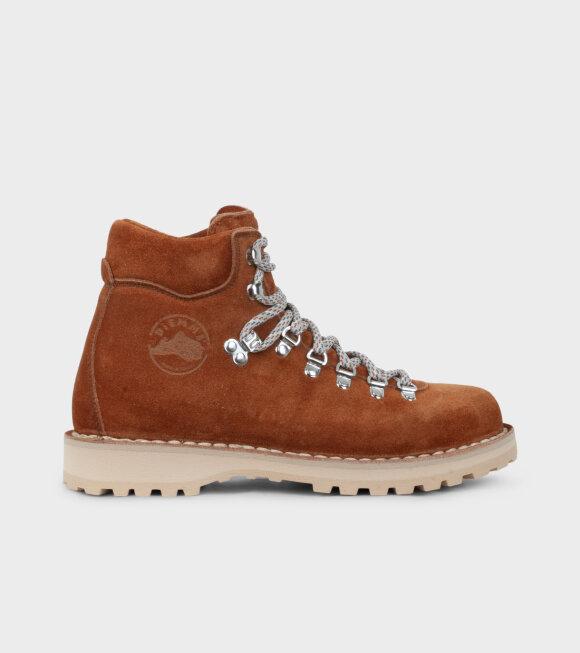 Diemme - Roccia Vet Suede Boots Brown