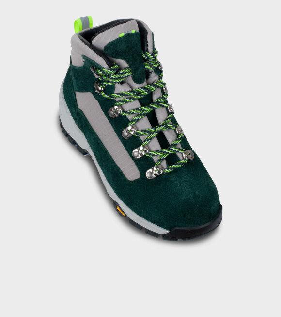 Diemme - Cortina Boots DK Green Suede