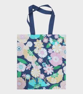 Tote Bag Floral Print