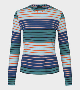 Maya Top Stripes Multi