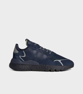 Adidas Nite Jogger Dark Blue - dr. Adams
