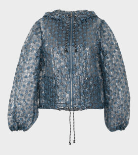 Shrimps Caesar Jacket Clear/Blue - dr. Adams