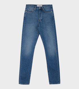 Sabrina Jeans Medium Blue