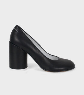 MM6 Maison Margiela - Heels Black Leather