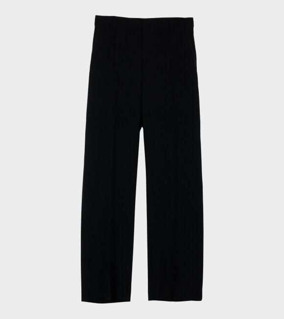 Hutton Trouser Black