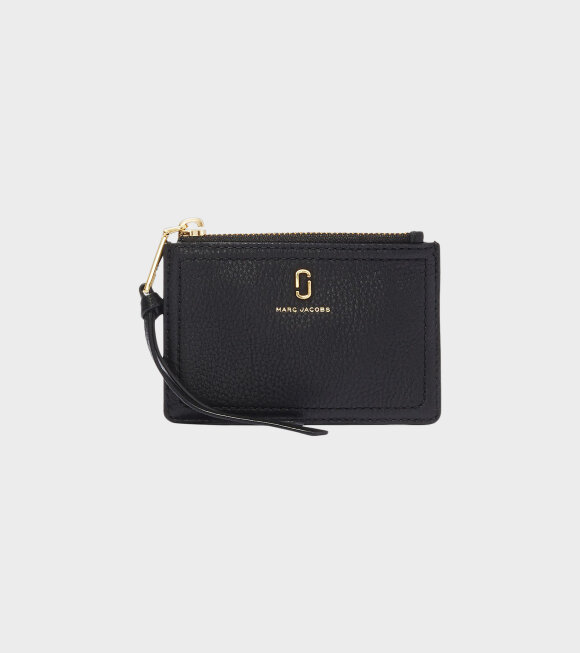 Marc Jacobs - Small Standard Card Wallet Black
