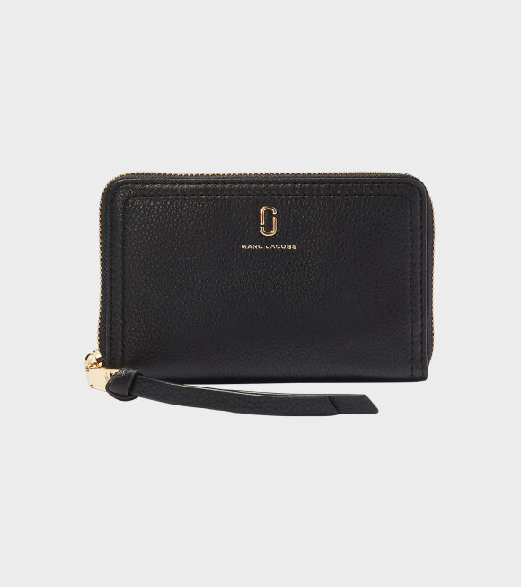 Marc Jacobs - Small Standard Wallet Black