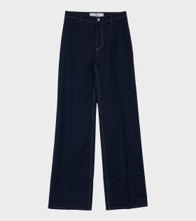 Kelis Trousers Dress Blues