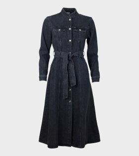 Lauren Vintage Black Dress