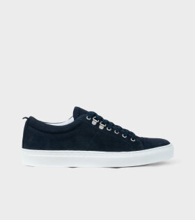 Madson Contrast Suede Sneaker Navy