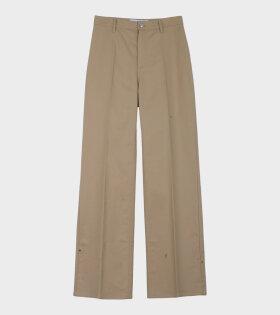 Kelis Trousers Vintage Brown