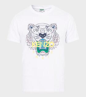 Kenzo - Classic Tiger Unisex T-shirt White