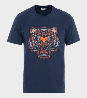 Kenzo - Classic Tiger Unisex T-shirt Navy