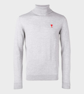 De Coeur Turtleneck Grey