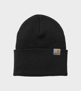 Carhartt Playoff Beanie Black - dr. Adams