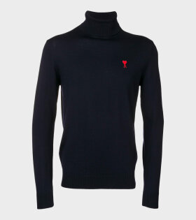 De Coeur Turtleneck Navy
