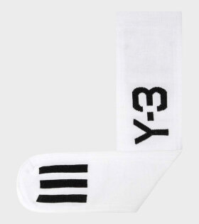 Y-3 Nye Sock White
