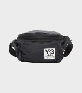 Y-3 Packable Black - dr. Adams