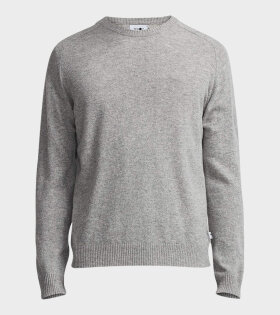 NN07 Edward Knitwear Grey - dr. Adams