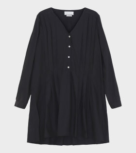 Organic Lune Shirt Black