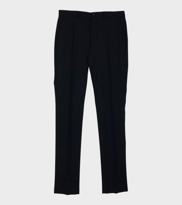 Paul Smith - Mens Trousers Mid Fit Black