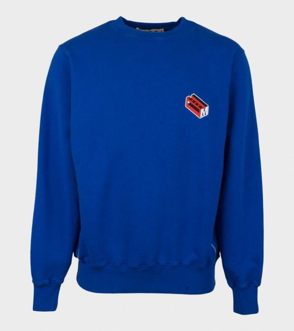 Marni - Sweatshirt Cobalt Blue