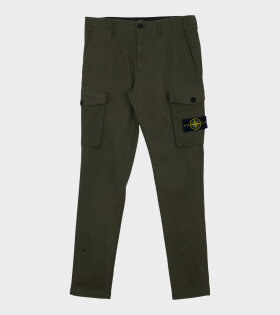 Stone Island Army Trousers Green - dr. Adams