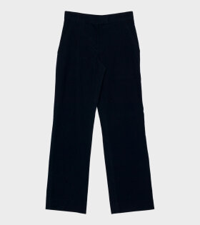 A.P.C - Pantalon Albane Trousers Dark Navy