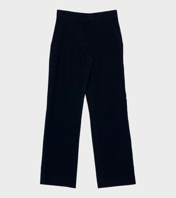 A.P.C - Pantalon Albane Trousers Dark Navy