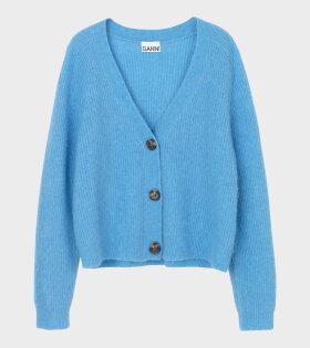 Cardigan Azure Blue
