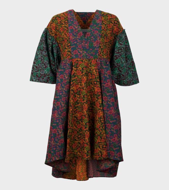 Henrik Vibskov - Pumpkin Dress, Mixed Flowers