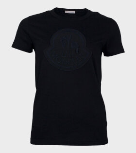 Moncler - Girocollo T-Shirt Black