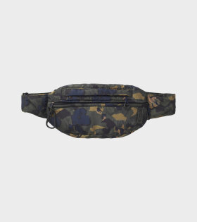 Tech Fabric Fanny Pack Kalamata Green